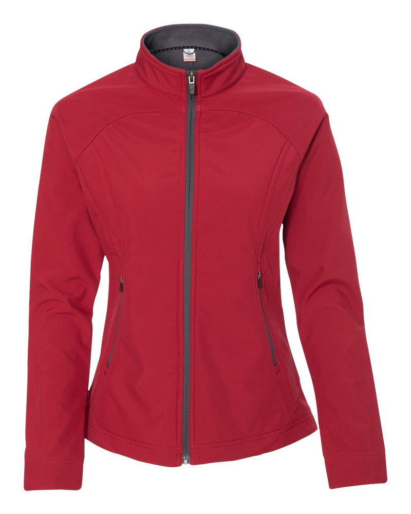 Women's Antero Mock Soft Shell Jacket-Colorado Clothing-Pacific Brandwear