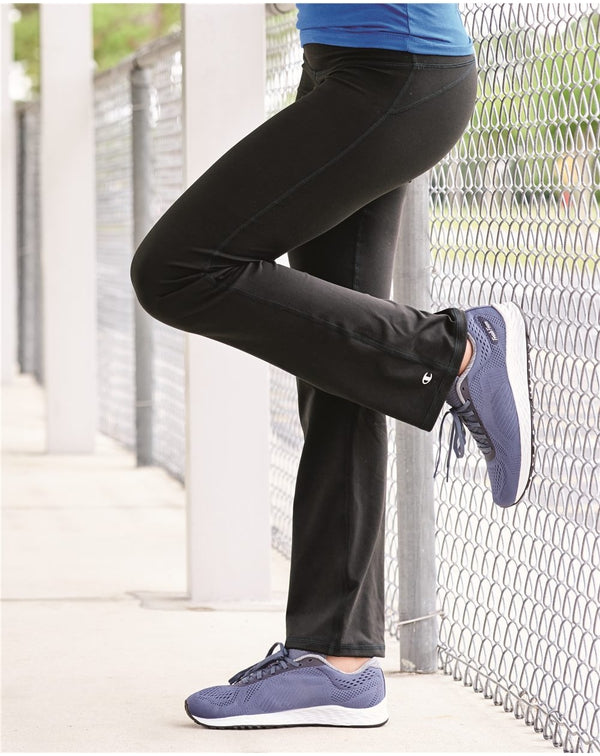 Women's Everyday Performance Yoga Pants-Champion-Pacific Brandwear