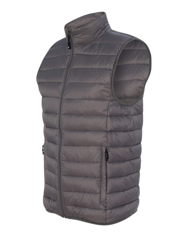 Weatherproof 32 Degrees Packable Down Vest-Weatherproof-Pacific Brandwear