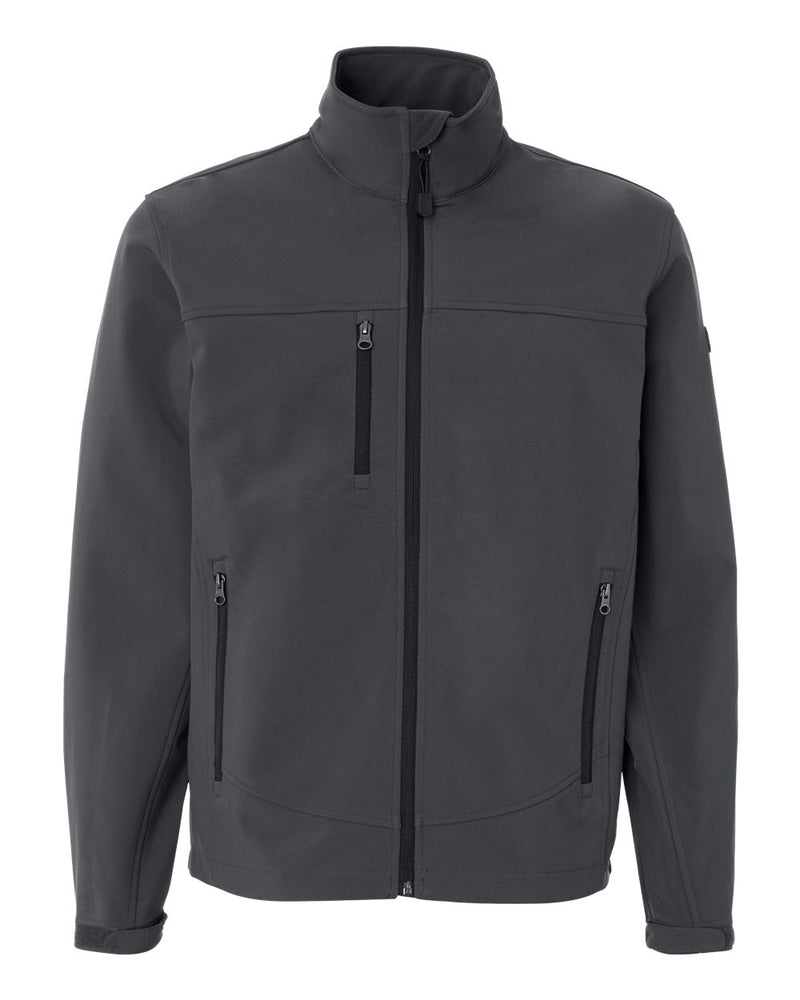 Motion Soft Shell Jacket Tall Sizes-DRI DUCK-Pacific Brandwear