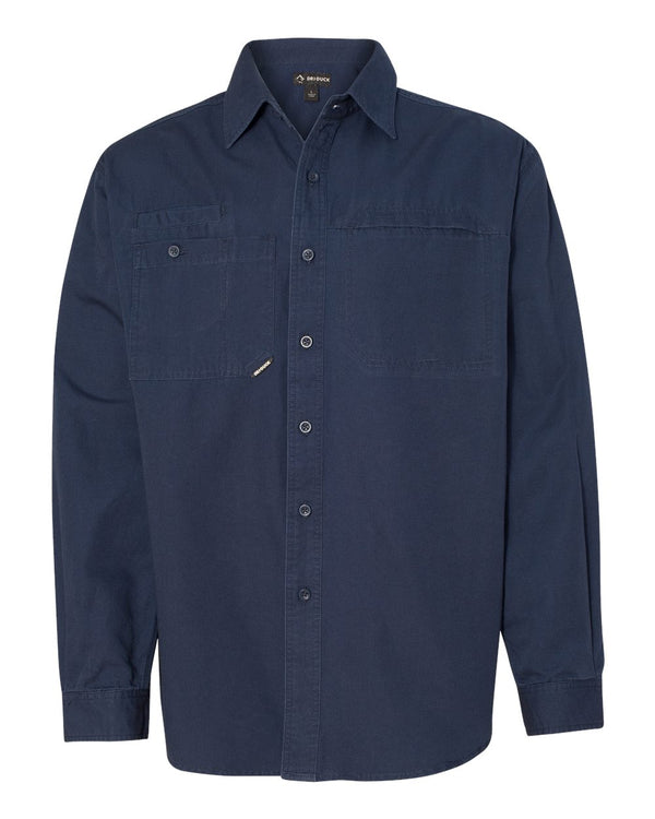Mason Performance Work Shirt-DRI DUCK-Pacific Brandwear