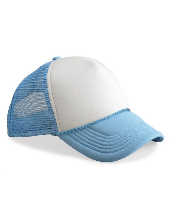 Foam Mesh-Back Trucker Cap-Valucap-Pacific Brandwear