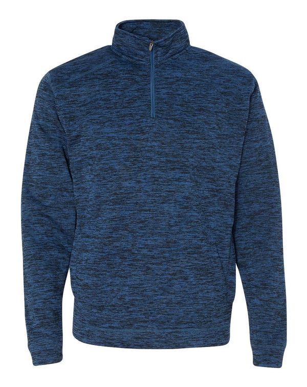 Cosmic Fleece Quarter-Zip Sweatshirt-J. America-Pacific Brandwear