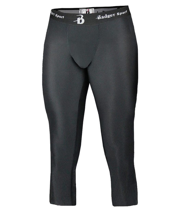 Youth Calf Length Compression Tight-Badger-Pacific Brandwear