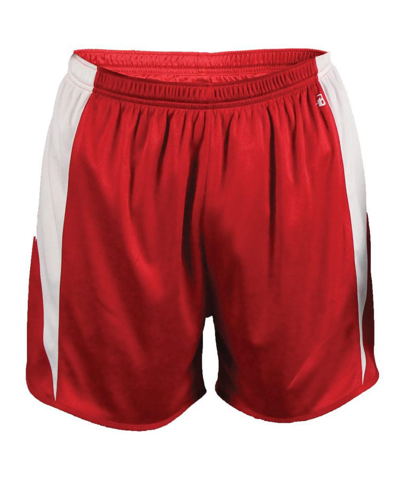 Youth Stride Shorts-Badger-Pacific Brandwear