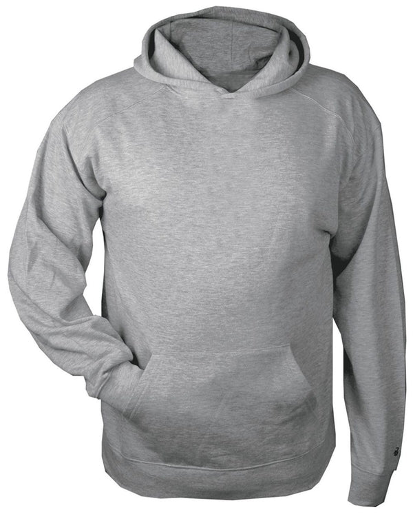 Youth Fleece Hooded Sweatshirt-C2 Sport-Pacific Brandwear