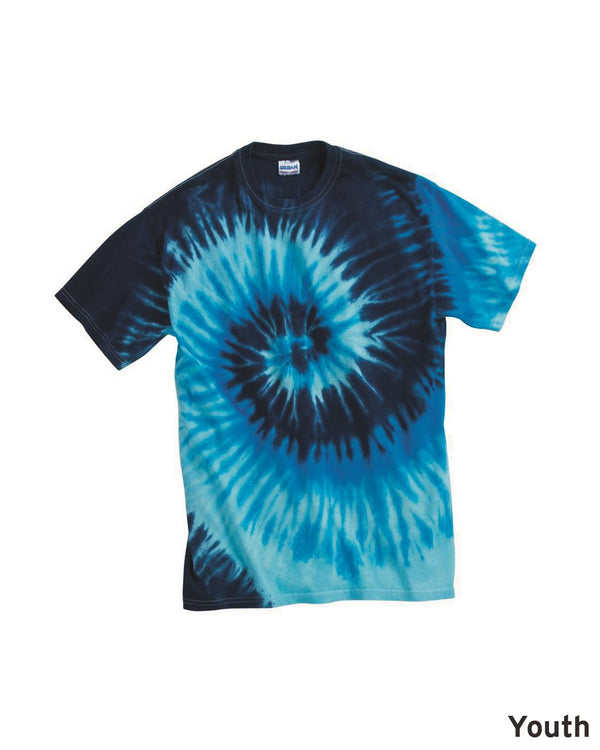 Youth Tide Tie Dye T-Shirt-Dyenomite-Pacific Brandwear