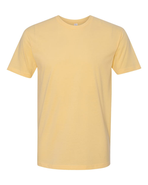 Sueded Short sleeve Crew-Next Level-Pacific Brandwear