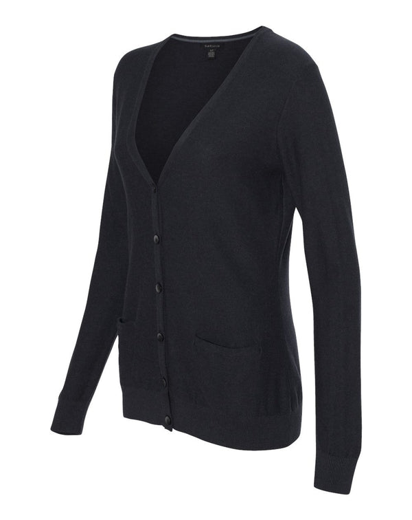 Women's Cardigan Sweater-Van Heusen-Pacific Brandwear