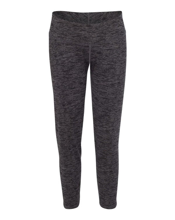 Women's Blend Capri Leggings-Badger-Pacific Brandwear