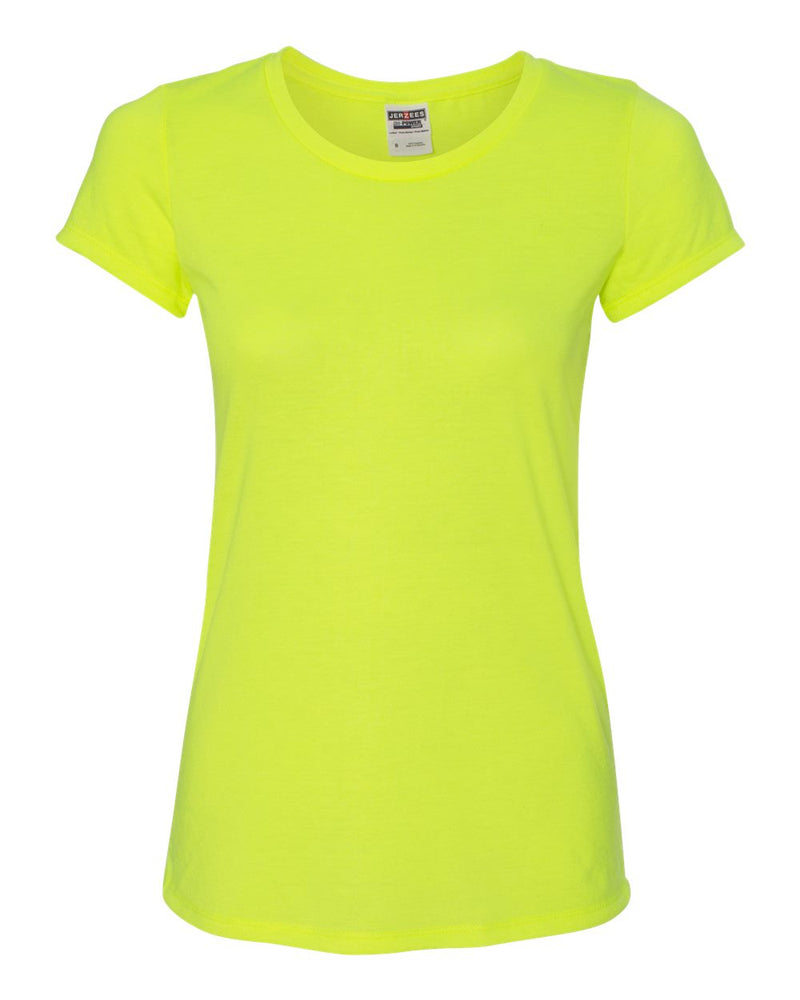 Dri-Power Sport Women's Short sleeve T-Shirt-JERZEES-Pacific Brandwear