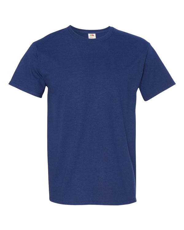 HD Cotton Short sleeve T-Shirt-Fruit of the Loom-Pacific Brandwear
