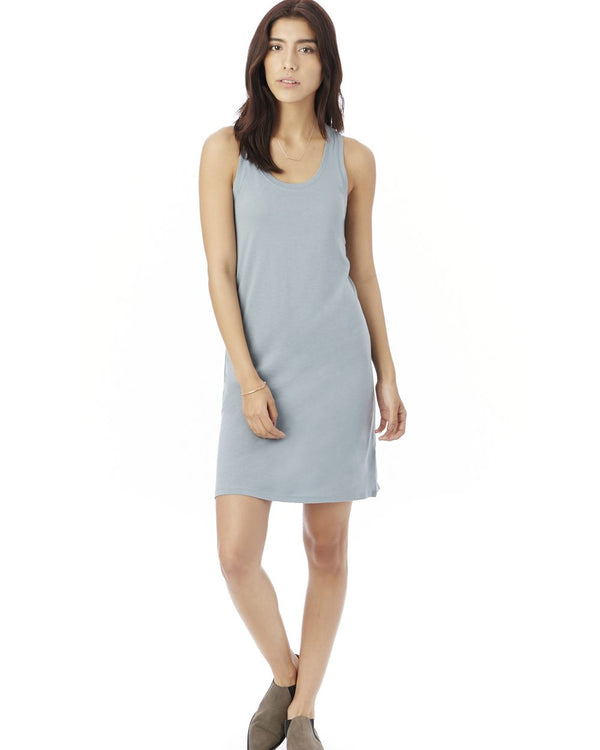 Effortless Cotton Modal Tank Dress-Alternative Apparel-Pacific Brandwear