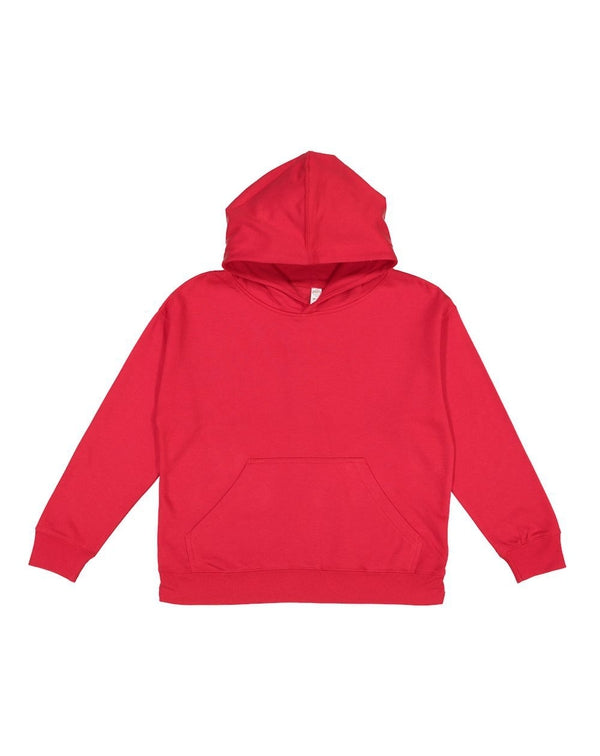 Youth Pullover Hooded Sweatshirt-LAT-Pacific Brandwear