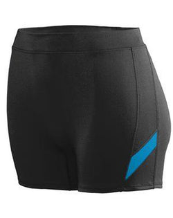 Girls' Stride Shorts-Augusta Sportswear-Pacific Brandwear