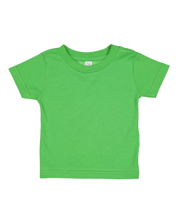 Infant Cotton Jersey Tee-Rabbit Skins-Pacific Brandwear