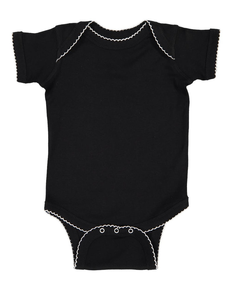 Infant Baby Rib Bodysuit-Rabbit Skins-Pacific Brandwear