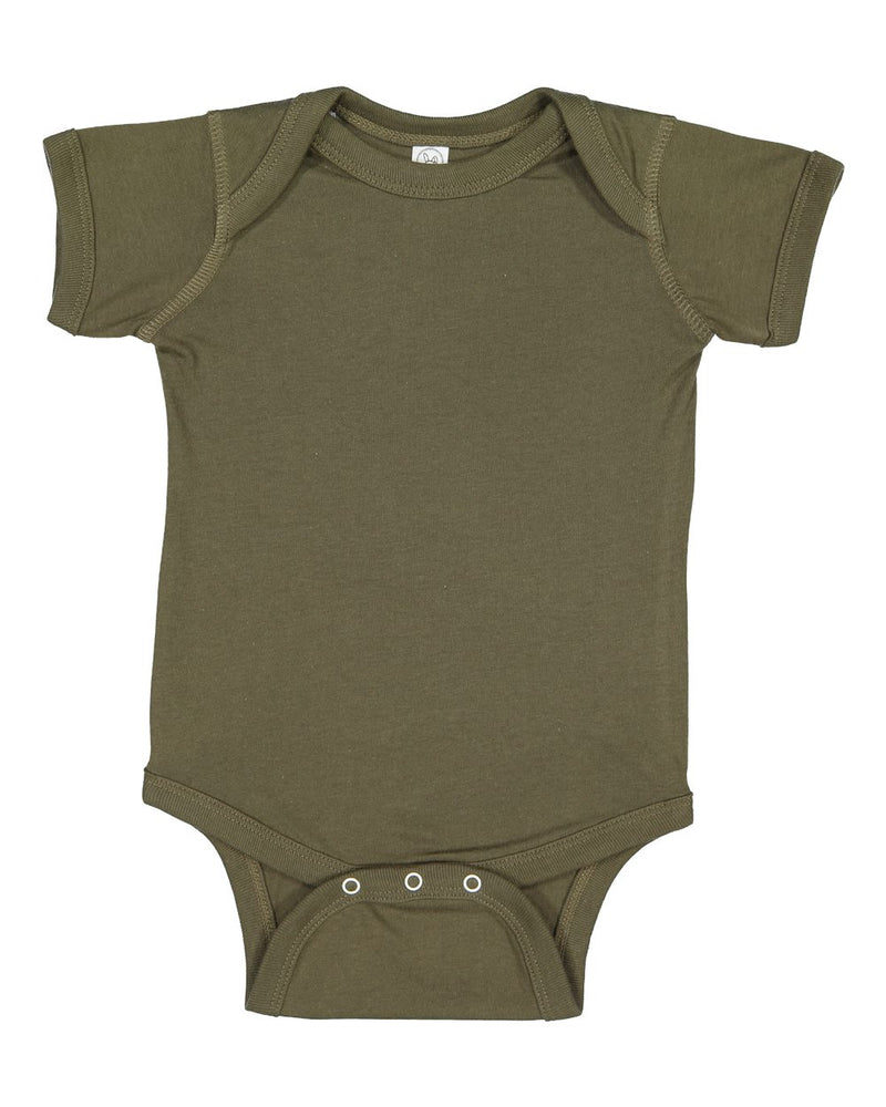 Infant Fine Jersey Bodysuit-Rabbit Skins-Pacific Brandwear