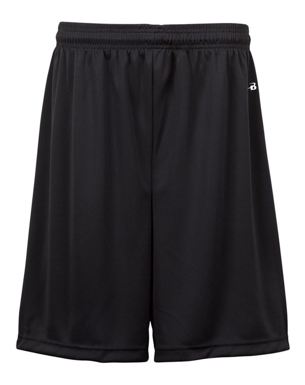 "B-Dry Youth 6"" Shorts-Badger-Pacific Brandwear"