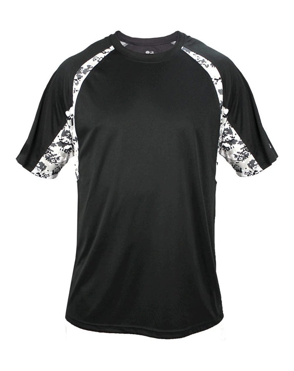 Youth Digital Camo Hook T-Shirt-Badger-Pacific Brandwear