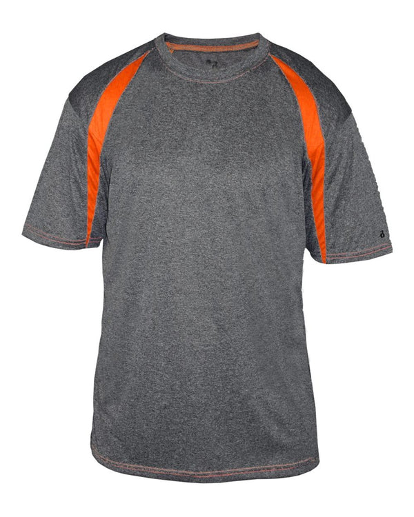 Pro Heather Fusion T-Shirt-Badger-Pacific Brandwear