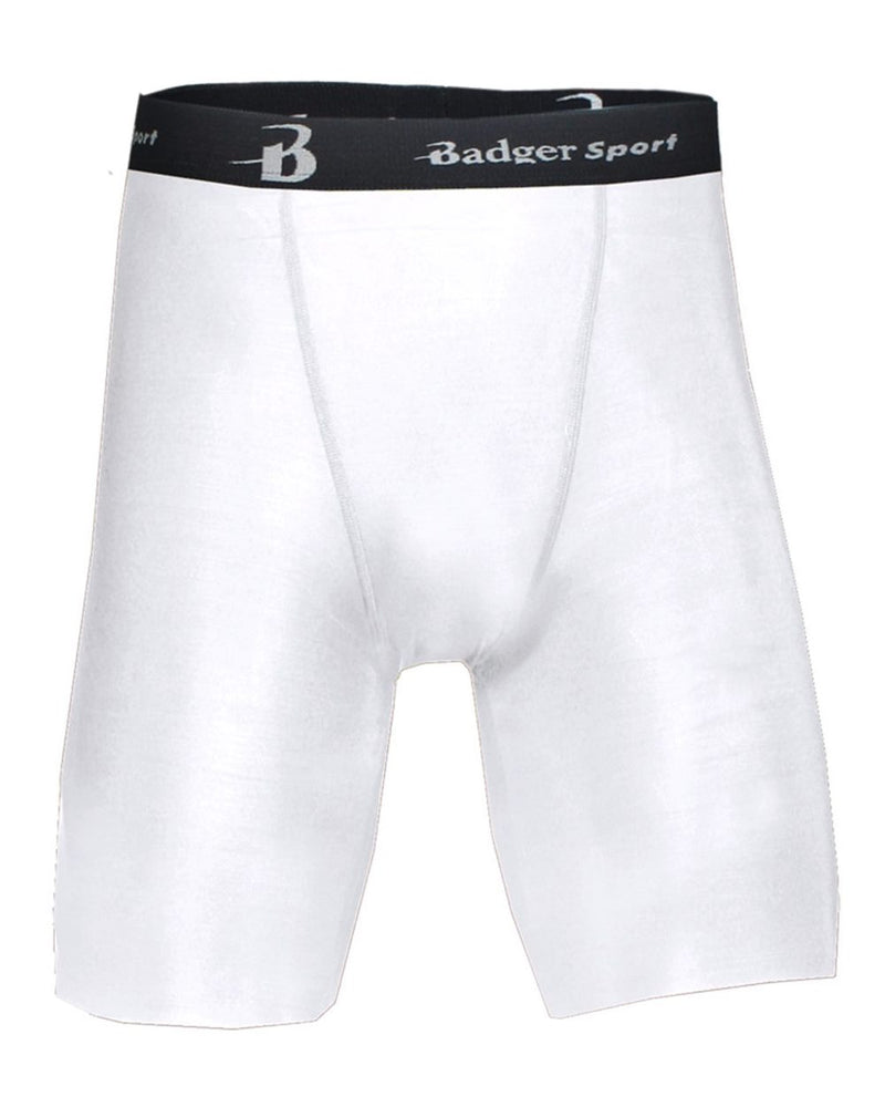 Pro-Compression Shorts-Badger-Pacific Brandwear