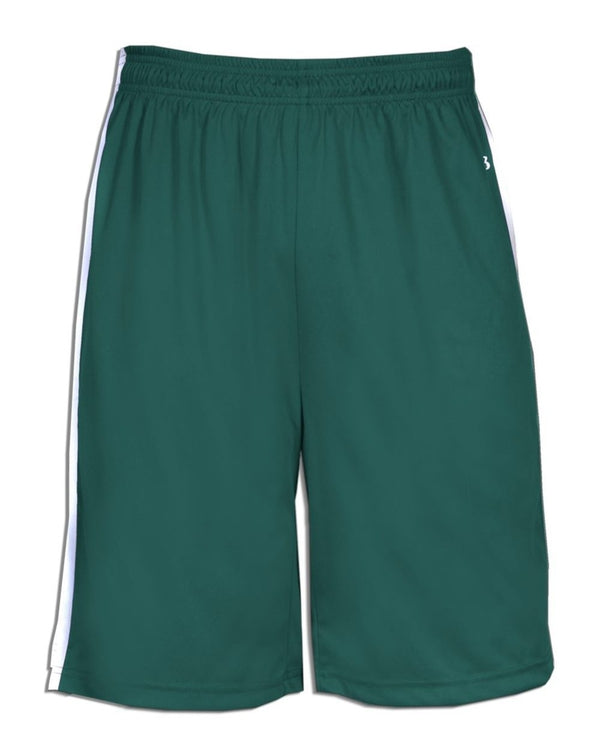 Youth B-Core B-Power Reversible Shorts-Badger-Pacific Brandwear