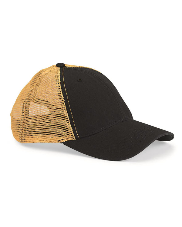 Bio-Washed Trucker Cap-Sportsman-Pacific Brandwear