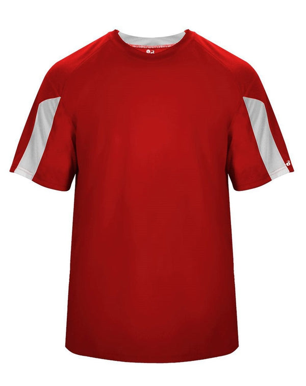 Youth Striker T-Shirt-Badger-Pacific Brandwear
