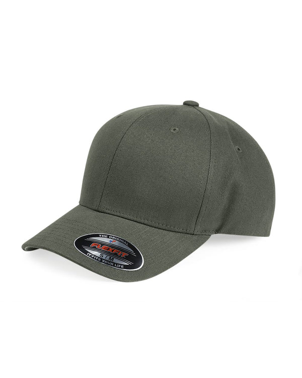 Brushed Twill Cap-Flexfit-Pacific Brandwear