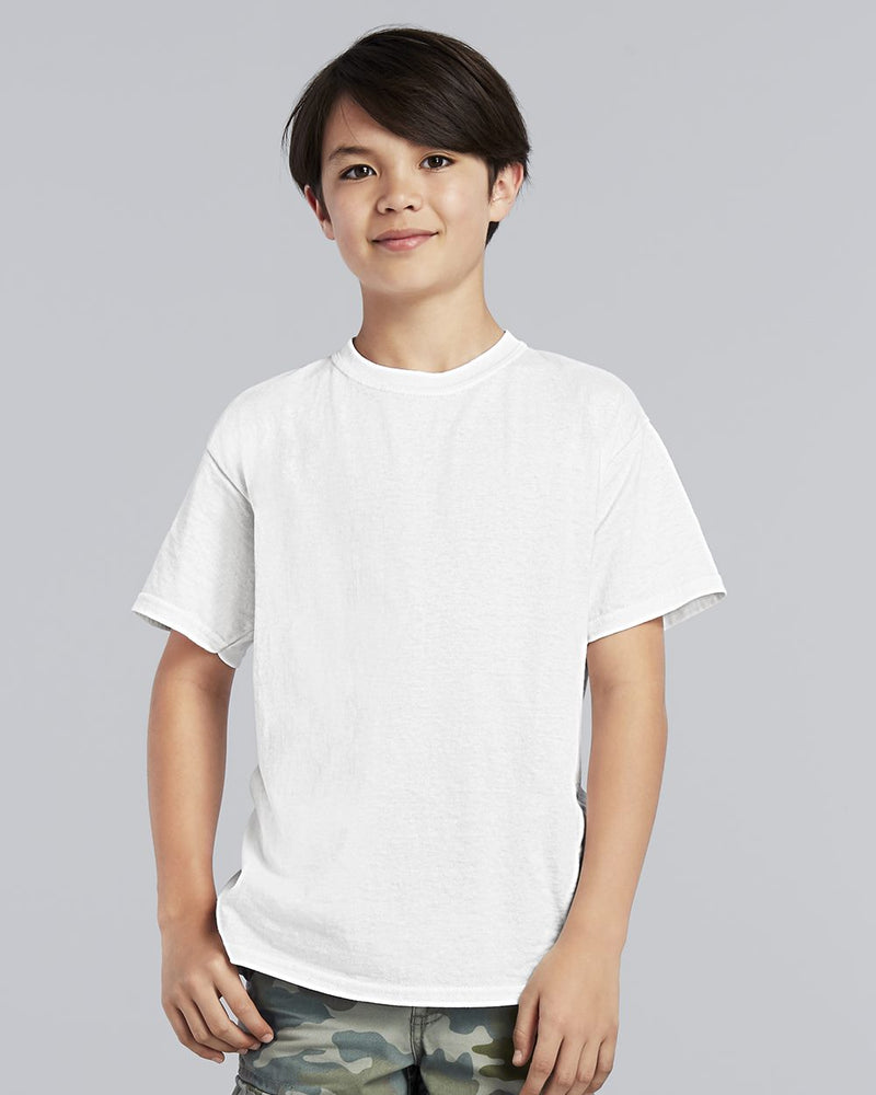 Heavy Cotton Youth T-Shirt for Tie-Dye-Gildan-Pacific Brandwear