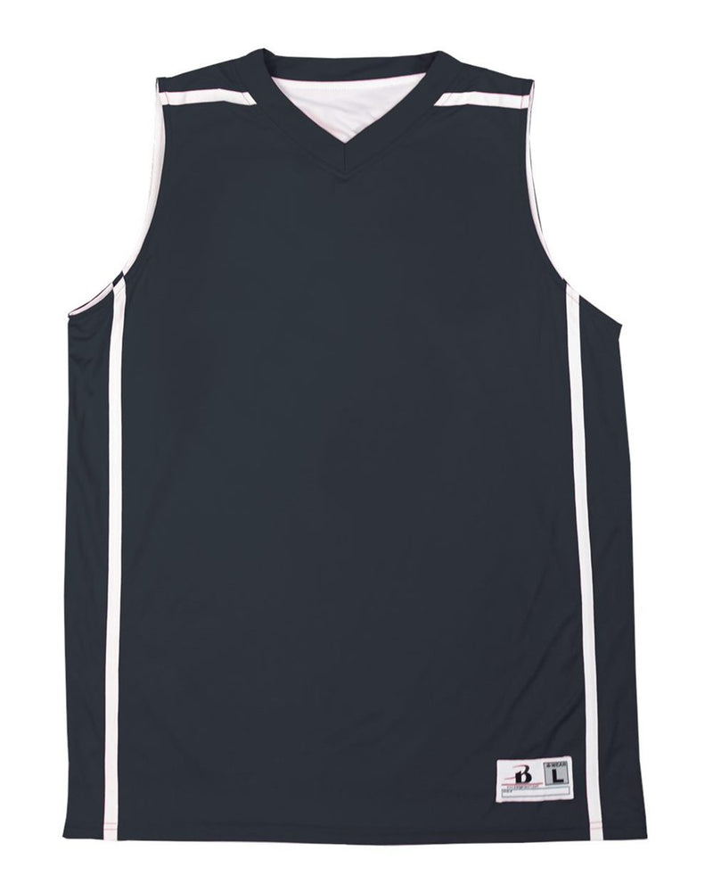 Youth B-Core B-Line Reversible Tank Top-Badger-Pacific Brandwear