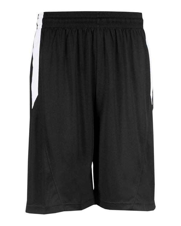 B-Core Performance B-Key Shorts-Badger-Pacific Brandwear