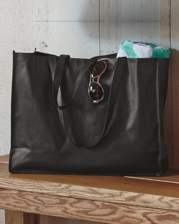 Non-Woven Deluxe Tote-Liberty Bags-Pacific Brandwear