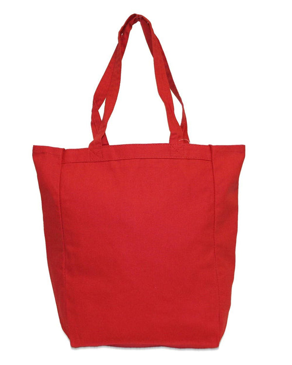 Allison Cotton Canvas Tote-Liberty Bags-Pacific Brandwear