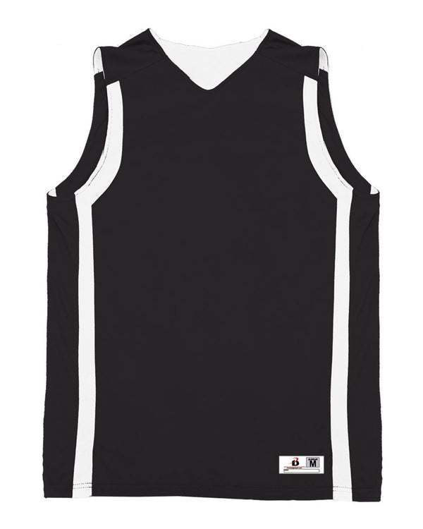B-Core B-Slam Reversible Tank Top-Badger-Pacific Brandwear