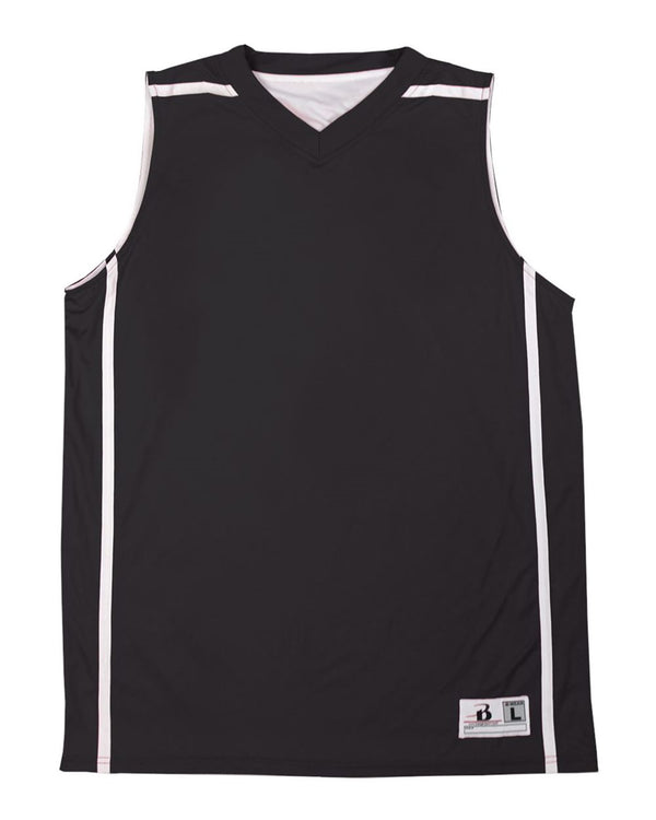 B-Core B-Line Reversible Tank-Badger-Pacific Brandwear