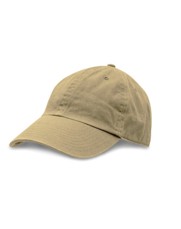 Garment Washed Brushed Twill Hat-Hall of Fame-Pacific Brandwear