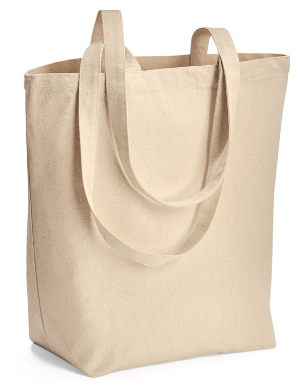 Large Canvas Tote-Liberty Bags-Pacific Brandwear
