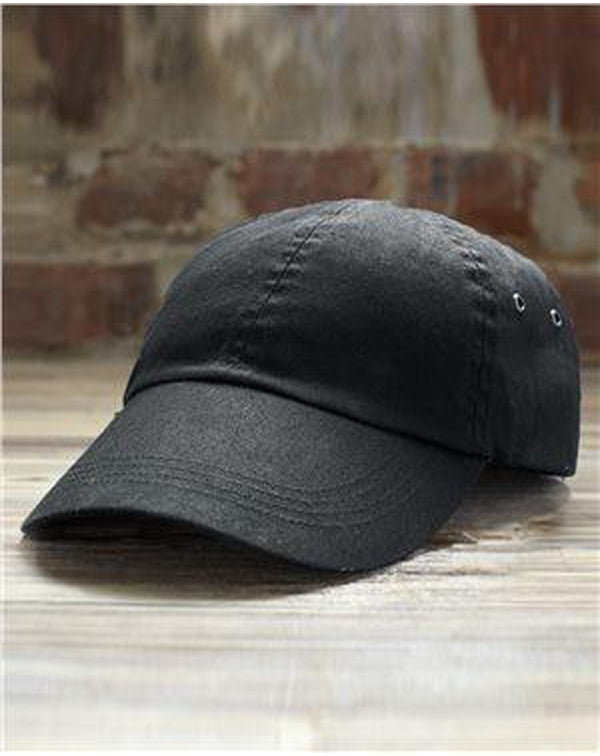 Solid Twill Cap-Anvil-Pacific Brandwear