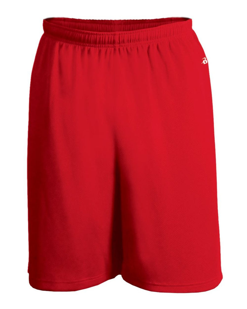 Money Mesh Pocketed Shorts-Badger-Pacific Brandwear