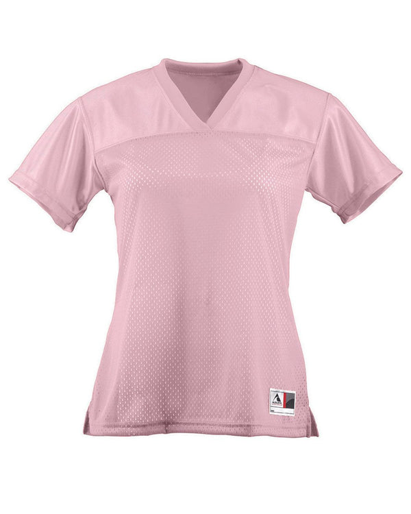 Girls' Replica Football T-Shirt-Augusta Sportswear-Pacific Brandwear
