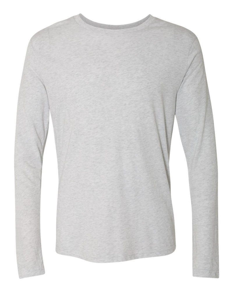 Triblend Long sleeve Crew-Next Level-Pacific Brandwear