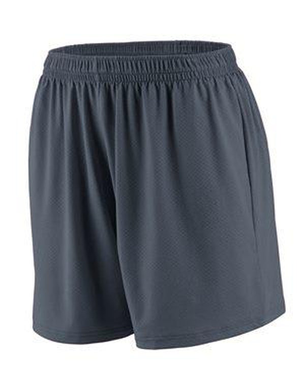 Girls' Inferno Shorts-Augusta Sportswear-Pacific Brandwear