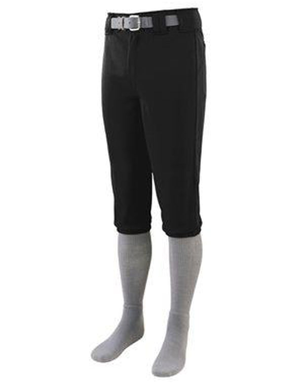 Series Knee Length Baseball Pants-Augusta Sportswear-Pacific Brandwear