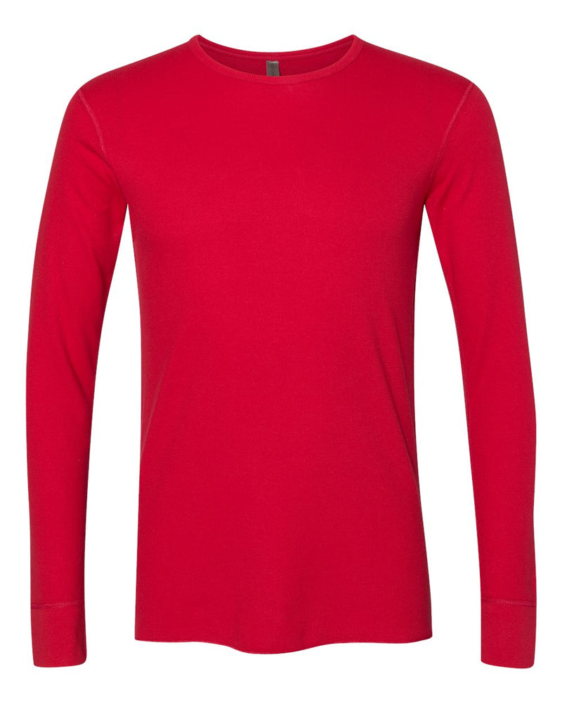Unisex Long sleeve Thermal-Next Level-Pacific Brandwear