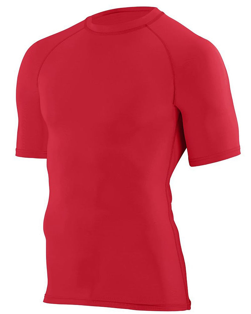 Hyperform Compression Short sleeve Shirt-Augusta Sportswear-Pacific Brandwear