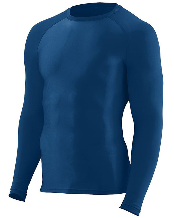 Hyperform Compression Long sleeve Shirt-Augusta Sportswear-Pacific Brandwear
