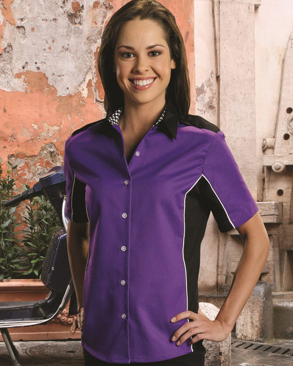 Women's Infineon Racing Shirt-Hilton-Pacific Brandwear