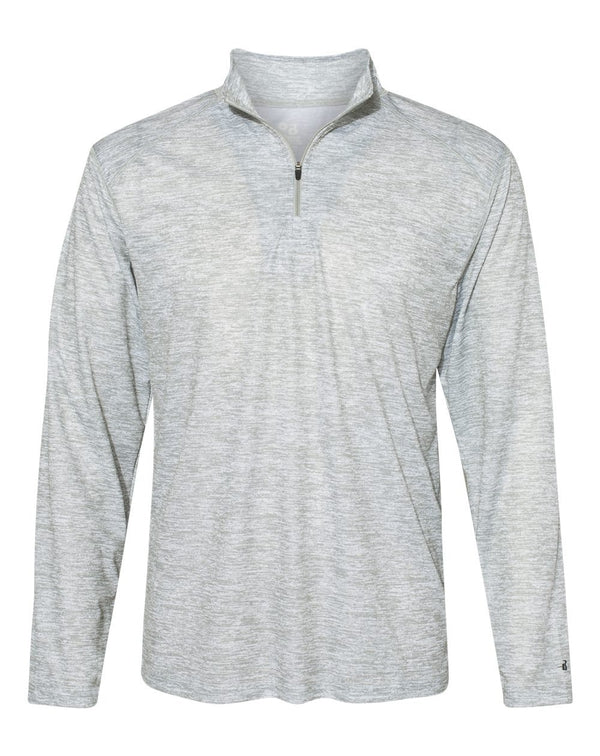 Blend Quarter-Zip Pullover-Badger-Pacific Brandwear